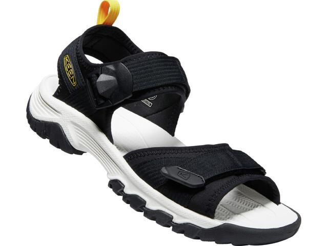 Keen Targhee III Open Toe H2 Sandals Men, black/yellow